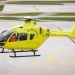 Airbus поставил 1400-й вертолет Н135