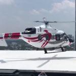 «Ансат» совершил первый полет в Мексике