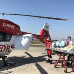 DRF Luftrettung оборудует вертолеты Epishuttle