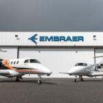 Embraer корректирует поставки