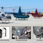 FAA одобрило систему электронного зажигания Lycoming на вертолетах Robinson