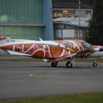 Фотофакт: PC-12 NGX с австралийским колоритом