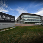 Gulfstream открыл новый техцентр в Фарнборо