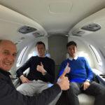 HondaJet Elite начинает летать в интересах «Формулы 1»