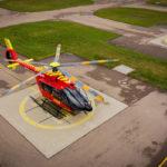 Norwegian Air Ambulance Foundation вводит в строй пятилопастный Airbus H145