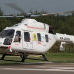 Новикомбанк финансирует производство санитарных вертолетов «Ансат»
