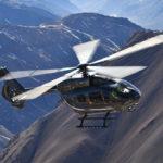 Пятилопастный H145 получает сертификат типа EASA