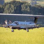 В Великобританию поставлен первый Pilatus PC-12NGX